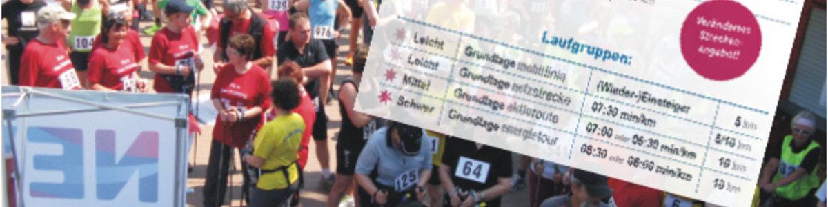6. Lauf & Nordic Walking Tag