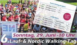 6. Lauf & Nordic Walking Tag